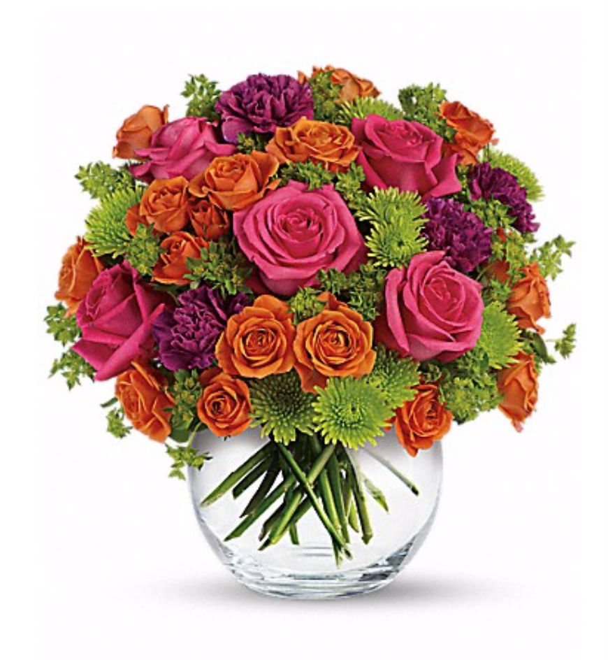 Florista delivery express with flowers ball of brilliance izmirmasajfo